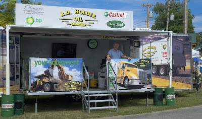 RD Holder Trailer Display