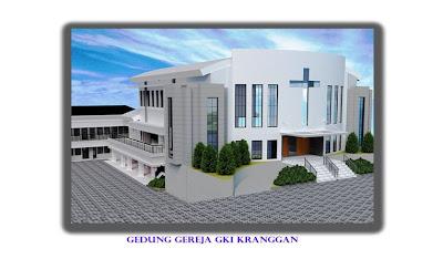 Foto Gereja Impian