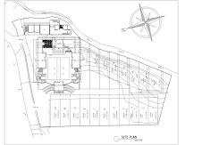 Site Plan Gereja