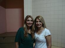 Valéria Rodrigues & Soraya Moraes, se encontrando no mesmo Evento em GOIÂNIA-GO