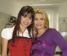 Bruna Melo e Valéria Rodrgues