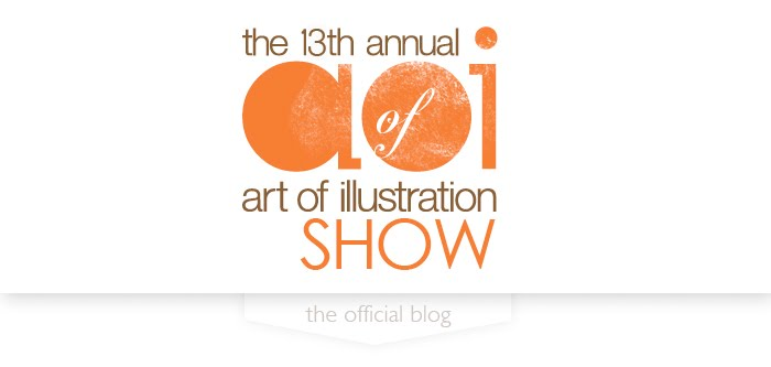 The 14th Annual Art of Illustration Show