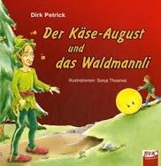 Der Waldelf hat sein erstes Buch veröffentlicht.