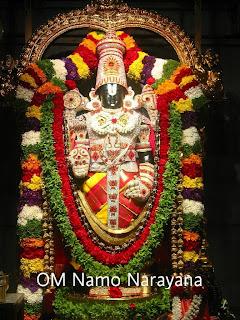 Deity Venkateshwara