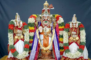 Thirupathy Venkatachlapathy with consorts