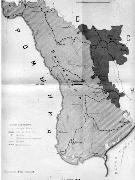 Basarabia şi Republica Sovietică Socialistă Moldovenească