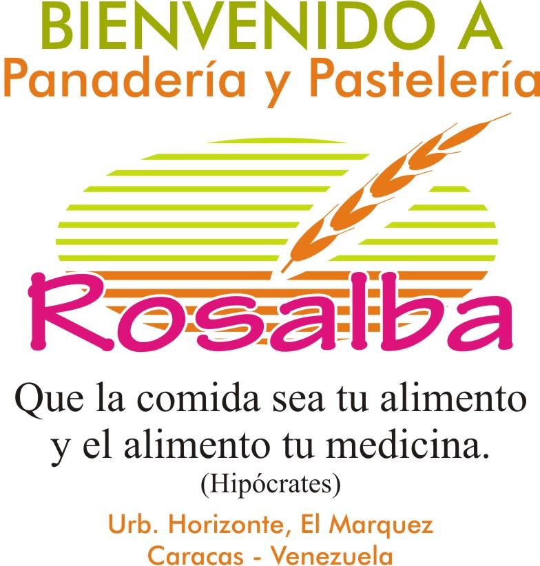 PANADERIA ROSALBA: Panadería y Pasteleria Rosalba / Caracas ...