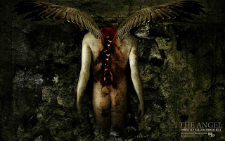 The Angel Directly Fallen From Hell HD Wallpaper