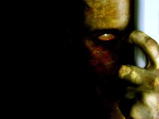 Devil Is Waiting HD Wallpaper