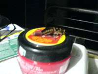 Gatsby hairwax with cockroach
