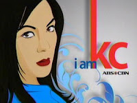 KC Concepcion, I Am KC Drama anthology logo