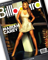 Mariah Carey on Billboard magazine cover