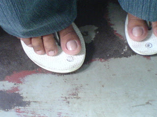 Size 8 slippers