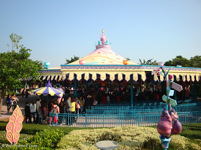 Hong Kong Disneyland Railroad Photo 14