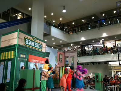 Sesame Street Cast in Singapore 6
