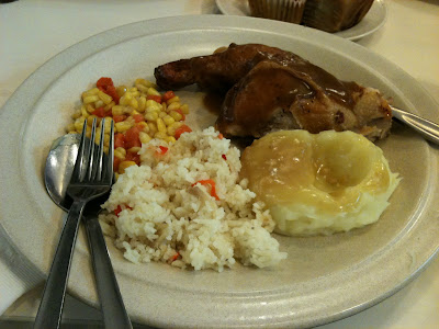 Kenny Rogers Combo Meal
