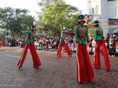Disney's Let It Snow Parade Photo 1