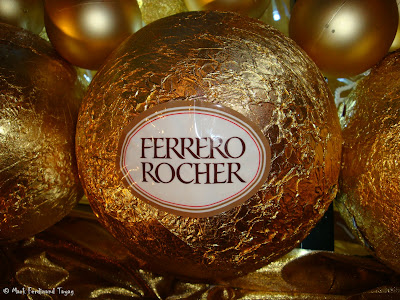 Ferrero Rocher Christmas Tree in Singapore 3