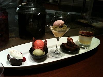 Grand Hyatt Hotel Singapore Dessert Photo 1