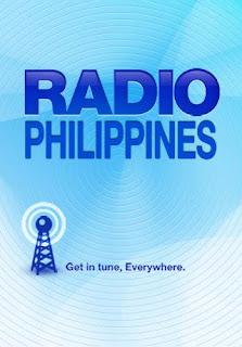 Radio Philippines iPhone Application