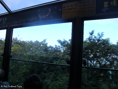 The Peak Tram Ride Photo 14