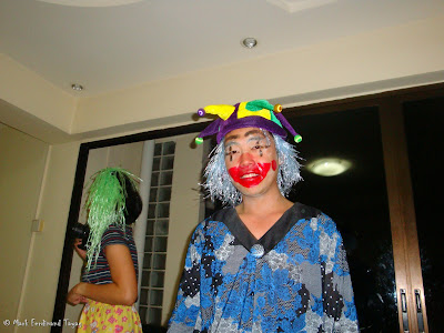 Christmas Clown Party in Singapore 2009 Photo 5