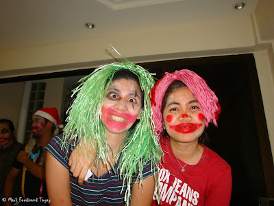Christmas Clown Party in Singapore 2009 Photo 4
