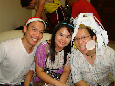 Christmas Clown Party in Singapore 2009 Photo 7