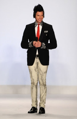 Project Runway 7: Seth Aaron's Finale Collection 1