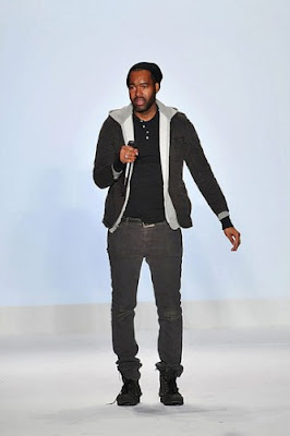 Project Runway 7: Emilio Sosa's Finale Collection 1