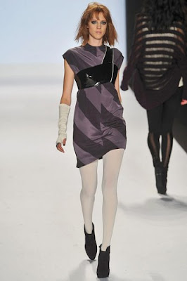 Project Runway 7: Mila Hermanovski's Finale Collection 10