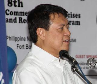 Senate President Manny Villar