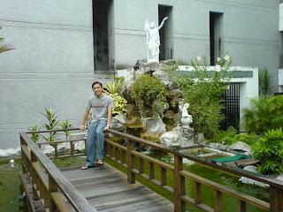 Makoy in St. Anne's church
