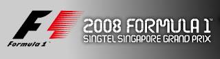 2008 FORMULA 1 SingTel Singapore Grand Prix