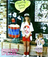 Britney Spears Childhood Picture 1