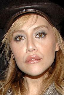 Brittany Murphy Collagen Lips