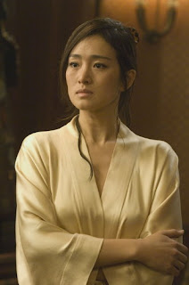 Gong Li Now A Singaporean