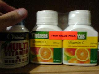 Vitamins in Singapore