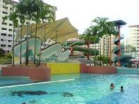 Choa Chu Kang Swimming Pool Pictures 1