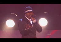 More Pictures of 2008 AMA Performance Ne-Yo