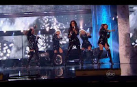 More Pictures of 2008 AMA Performance Pussycat Dolls