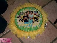 Britney Spears Birthday Cake 5