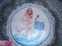 Britney Spears Birthday Cake 2