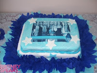 Britney Spears Birthday Cake 3