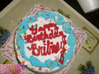 Britney Spears Birthday Cake 10