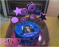 Britney Spears Birthday Cake 7
