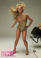 Britney Spears Rolling Stones Picture 1