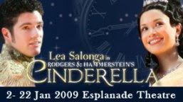 Cinderella Musical in Singapore