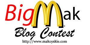 Big Mak Blog Contest