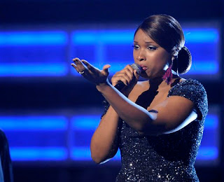 51st Grammy Awards 2009 Winners Jennifer Hudson